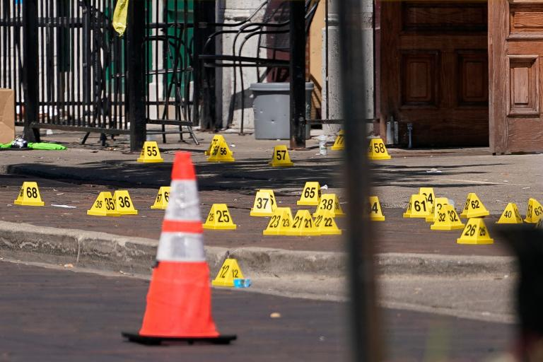 El Paso attack becomes Americas 250th mass shooting this year
