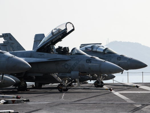 China could 'render US military bases useless' within hours of conflict in Asia, report says