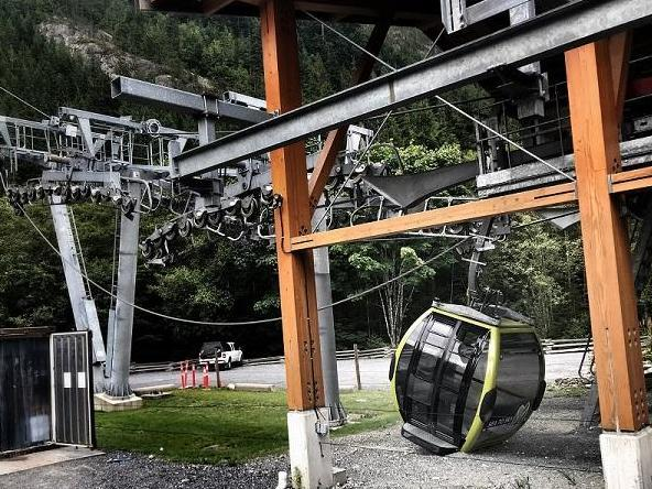 Canada cable car cord severed in likely sabotage