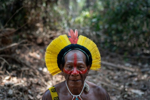 Amazon crisis: Warring tribes unite against Bolsonaro plans to devastate Brazil's rainforests for cash