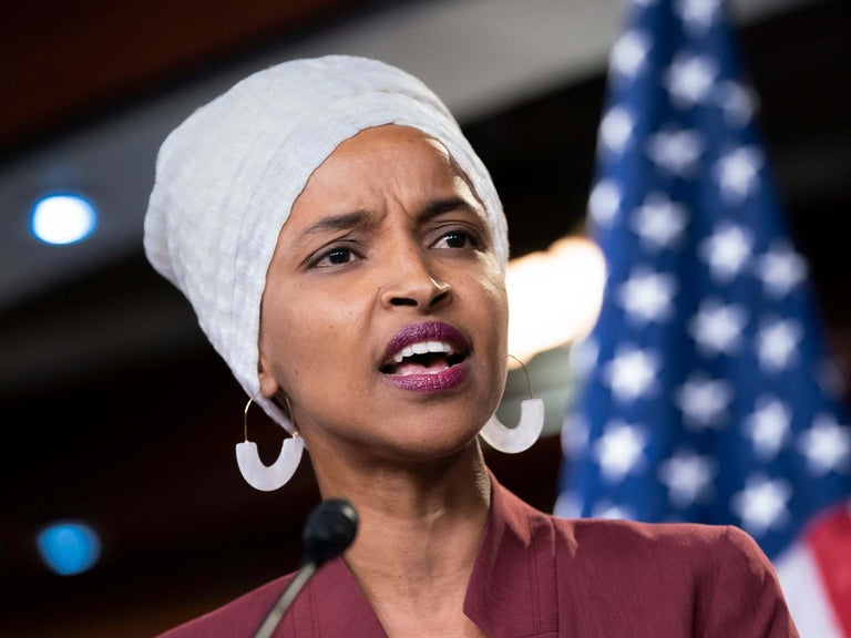 Fox News pundit complains about Ilhan Omar quoting Trumps grab em by the p**** remark