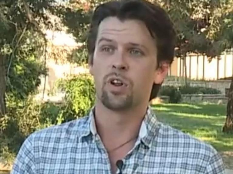 Straight Pride parade 'dog whistling to white supremacy' says gay son of organiser