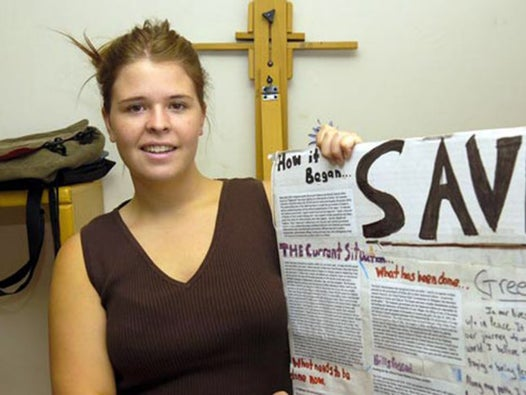 Kayla Mueller: Parents of US hostage killed by Isis grateful that Baghdadi raid named after their daughter