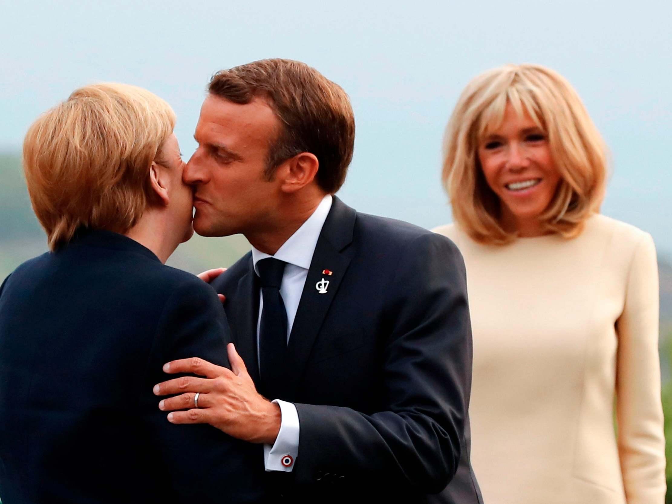 Macron furious after Jair Bolsonaro mocks his wife's looks