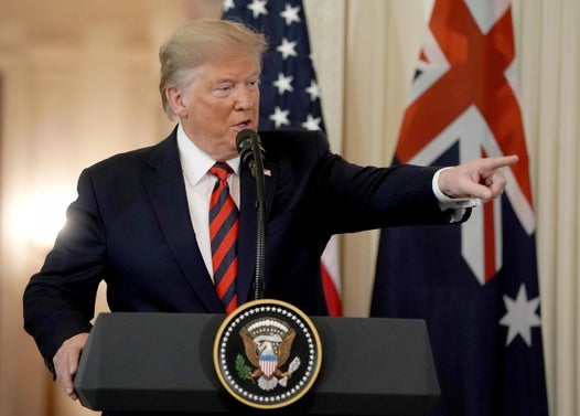 Trump asked Ukraine president 8 times to investigate Joe Bidens son, say reports
