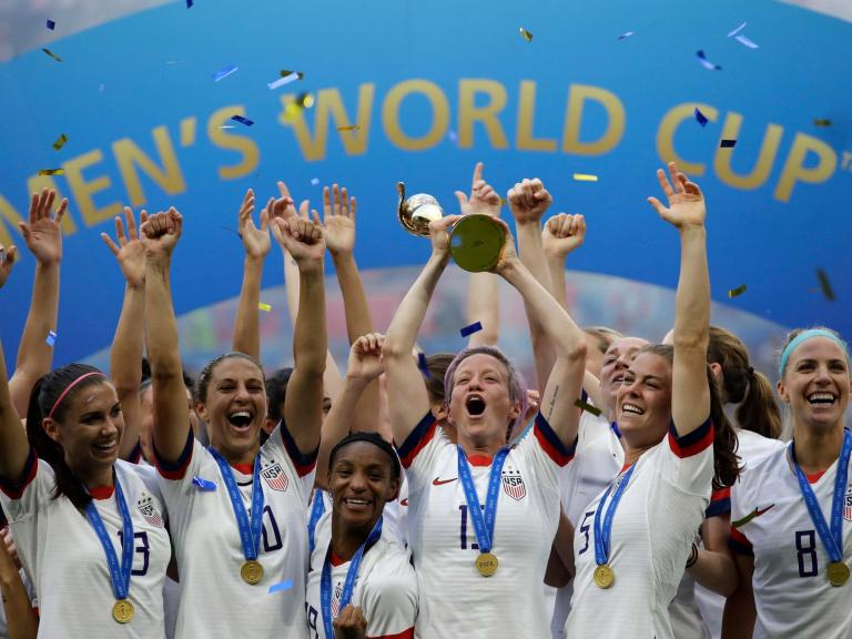Trump appears to revoke invite to White House for US women's team after World Cup win