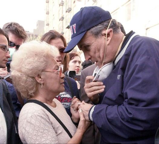 Rudy Giuliani: How a 9/11 hero became Trumps conspiratorial Ukraine fixer