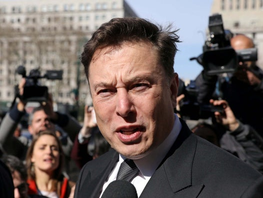 Elon Musk claims pedo guy tweet did not suggest British diver was paedophile