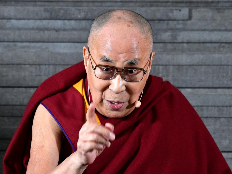 The Dalai Lama slams Trump for lack of moral principle
