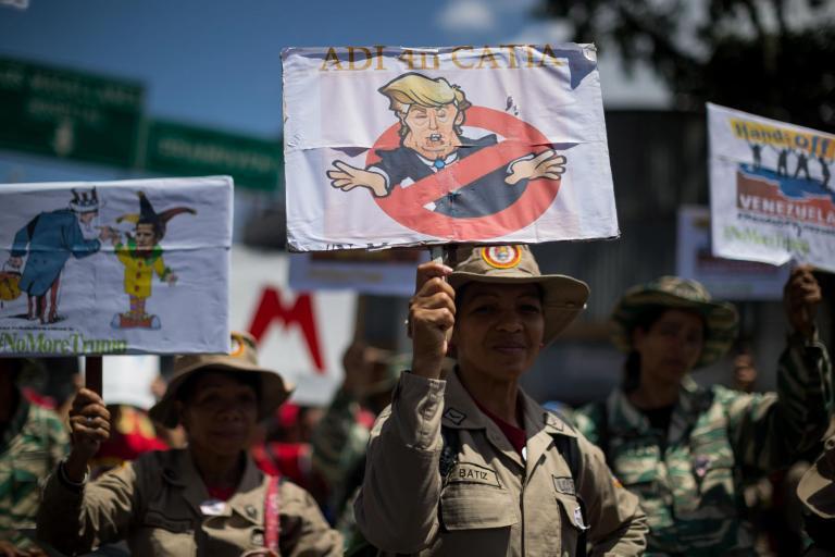 Venezuela: New US sanctions pressure Maduro but 'risk exacerbating humanitarian crisis and torpedoing negotiations'