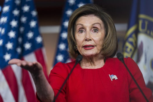 Trump bribed Ukraine and committed acts that make what Nixon did look almost small, Pelosi says