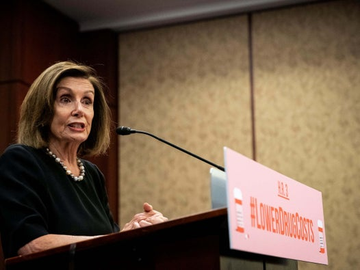 Trump impeachment: Barr has gone rogue to cover up allegations of Ukraine interference, says Pelosi