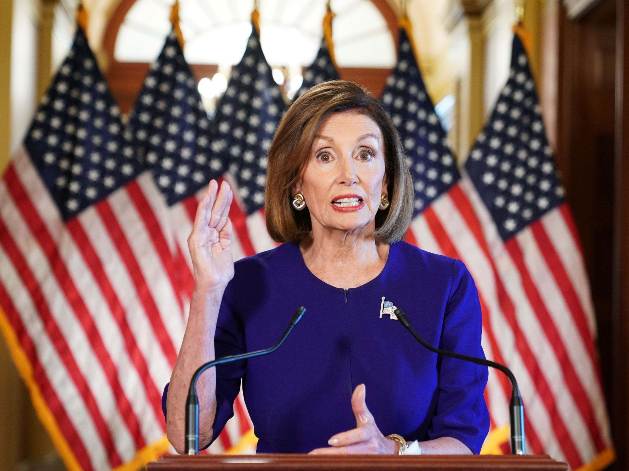 Trump called Pelosi to ask if they could work something out before impeachment launched, report says