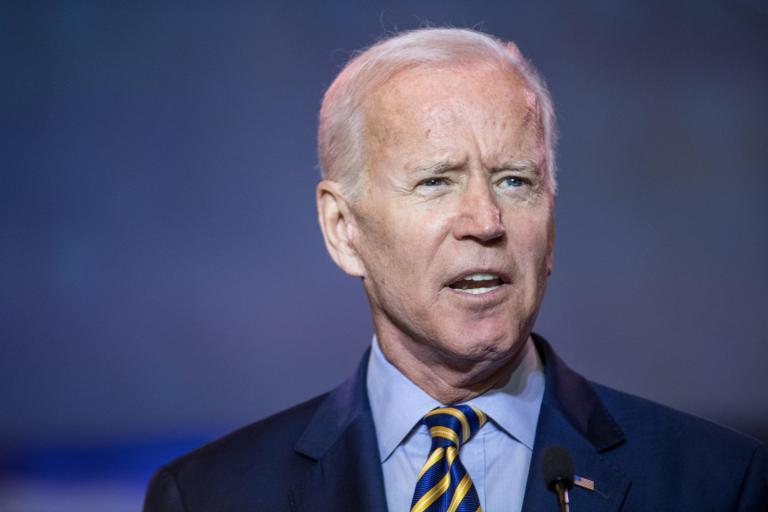 Joe Biden says having a woman as 2020 running mate would help campaign