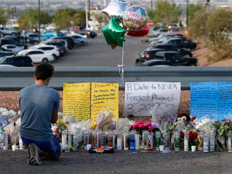 El Paso shooting: Trump administration cut programmes to fight far-right extremism and white supremacy in US