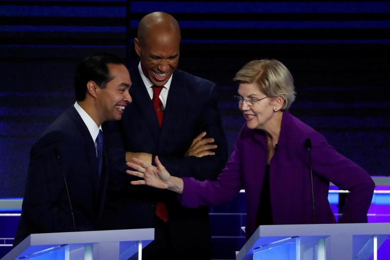 Democratic debate winners and losers: Elizabeth Warren triumphs while Beto ORourke flounders