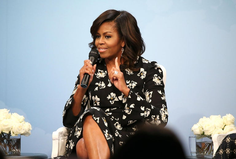 Michelle Obama says diversity 'truly makes' US great in rebuke of Trumps racist tweets