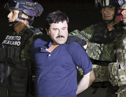 El Chapo had same powers as a president, Mexicos leader says