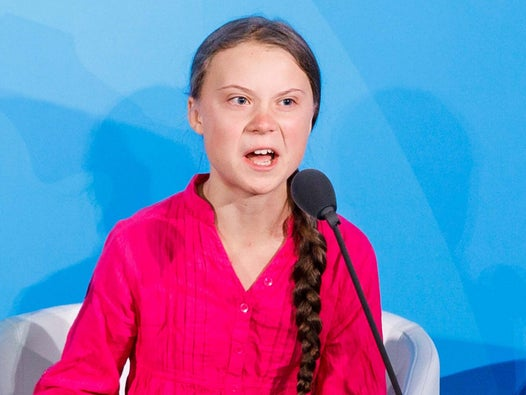 Trump mocks Greta Thunberg after emotional UN speech: 'Such a happy young girl'