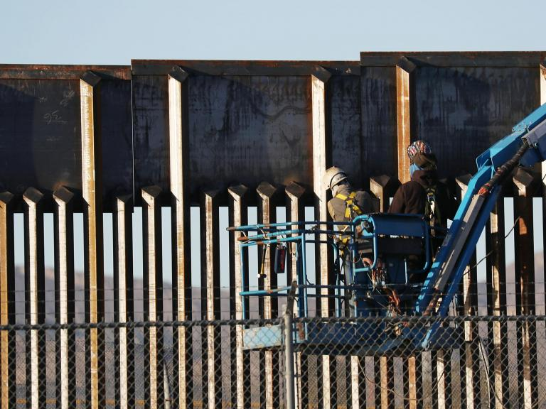 Judge orders permanent halt on construction of Trump's US-Mexico border wall at four high priority sites