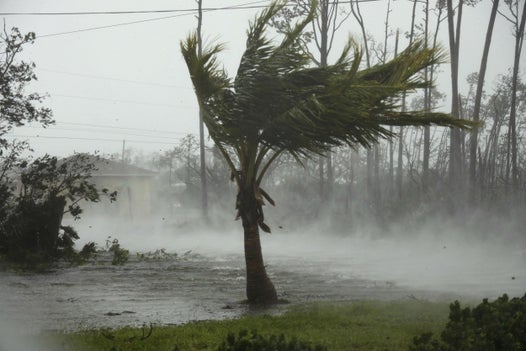 Hurricane Dorian: 'Extremely dangerous' storm kills five in Bahamas as Donald Trump plays golf
