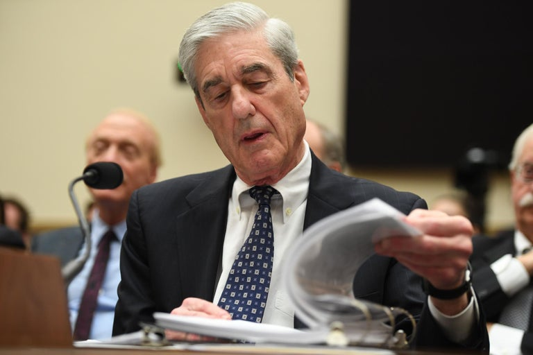 Mueller testimony exposes Trump as special counsel outlines possible crimes and Russian interference