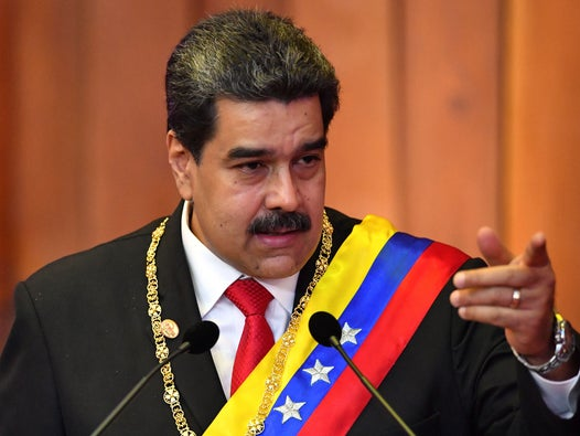 Donald Trump says US would send an army, not two mercenaries, to overthrow Venezuelas Maduro