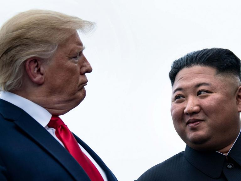 Trump claim Obama begged for Kim Jong Un meeting dismissed by former US intelligence chief: I dont know where hes getting that