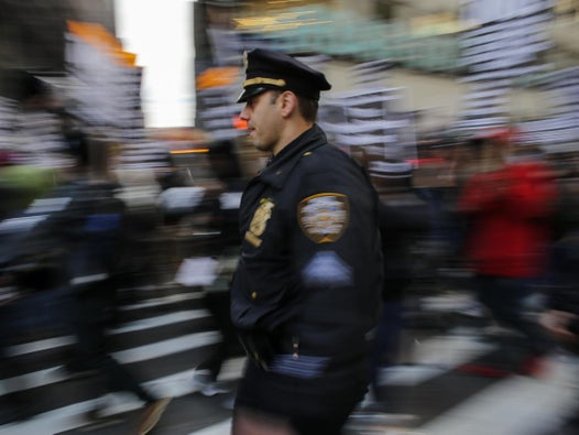 Annoying a police officer set to become a crime in New York county