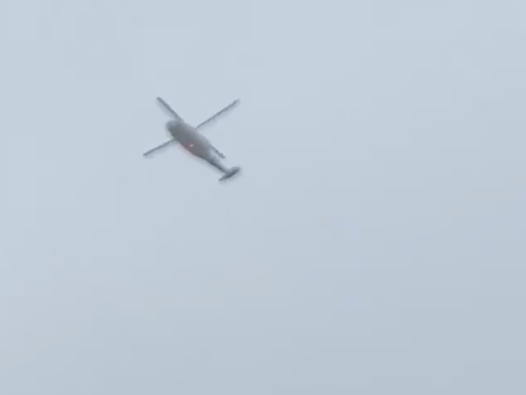 Kobe Bryant helicopter video emerges showing ill-fated flight minutes before crash
