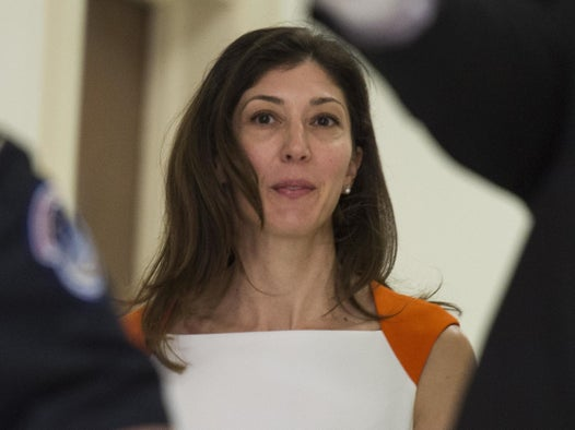 Trump target Lisa Page breaks silence over 'reprehensible' president's relentless attacks on her