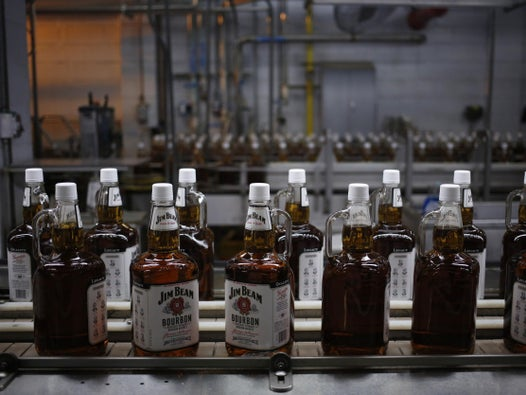 Jim Beam fined after massive bourbon spill killed fish
