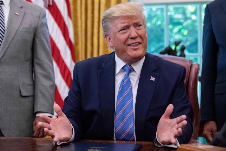 Trump White House uniquely dysfunctional, says UKs ambassador in Washington