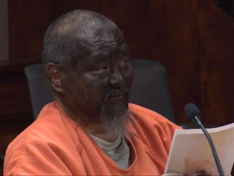 Man wears blackface in court then launches bizarre rant about being 'treated like a black man'