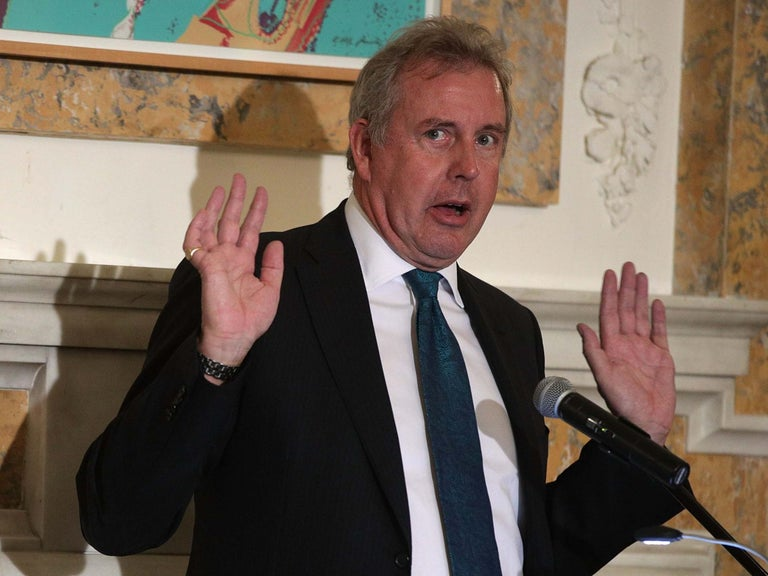 Trump criticism widespread among diplomats amid Darroch resignation: 'It could have been any of us'
