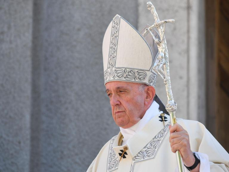 Pope Francis claims US televangelist performed miracle, paving way for sainthood