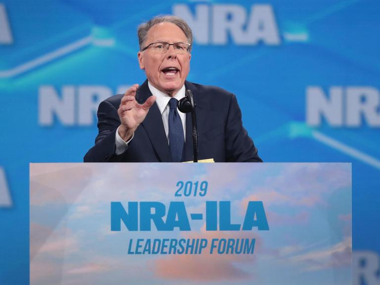 NRA shuts down production at TV channel amid leadership coup attempt and legal troubles