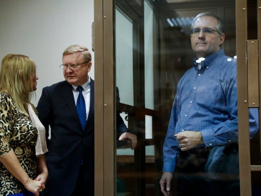 Paul Whelan: US marine held on spying charges claims he was injured in Russian jail