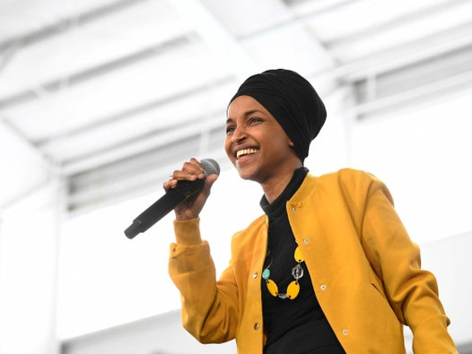 Ilhan Omar says she believes woman who claims Joe Biden sexually assaulted her