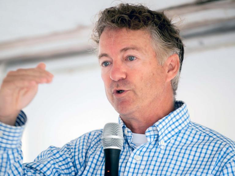 Rand Paul offers to buy Ilhan Omar a ticket to Somalia so she will appreciate America more