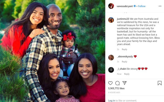Kobe Bryant's family blasts 'inaccurate' media reports for causing them 'unnecessary pain'
