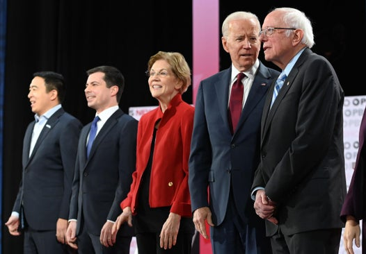 Democrats urged to fix process shutting out candidates of colour from presidential race