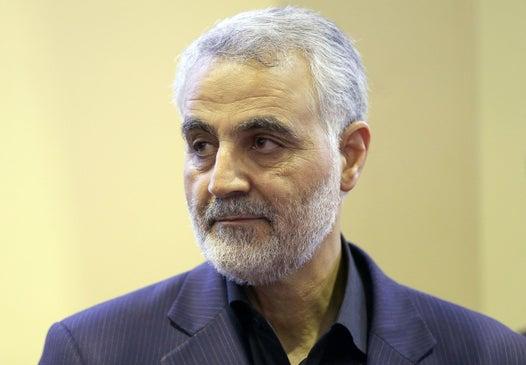 Qassem Soleimani: Pentagon confirms US has killed leader of Iran's Quds Force