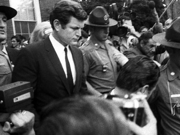 Chappaquiddick 50 years on: The car crash that forever tarnished Ted Kennedy