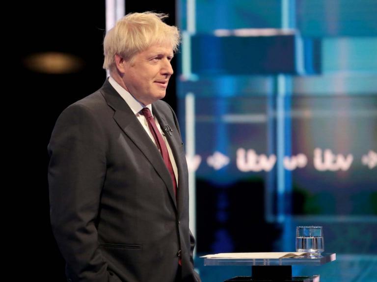 Tory leadership debate: Boris Johnson refuses to promise to keep Kim Darroch as US ambassador