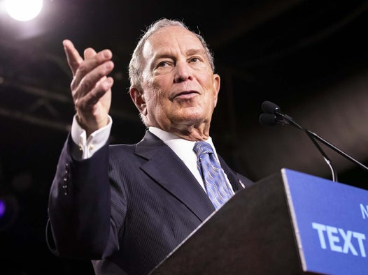Bloomberg referred to trans women as some guy in a dress in second resurfaced video