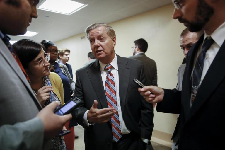 Trump asks Lindsey Graham to help make new Iran nuclear deal, reports say
