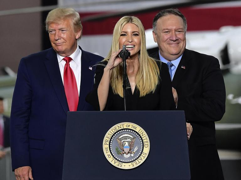 Trump news: President demanding tanks on DC streets for July Fourth, amid growing questions over Ivanka role