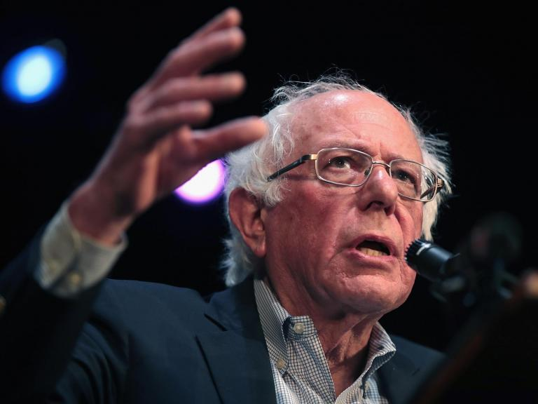 Bernie Sanders to propose wiping out $1.6 trillion of US student debt