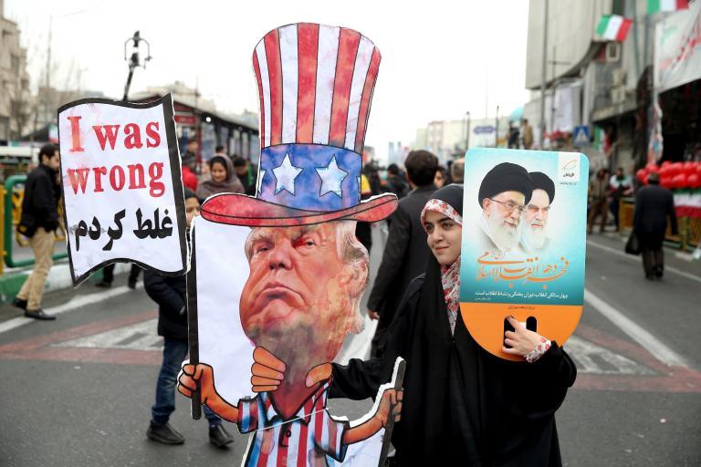 Iran breaches uranium enrichment limit, hinting at Trump's failing brinkmanship strategy